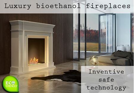 Picture for category Bioethanol Fireplaces