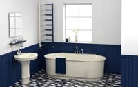 Picture for category Bathroom radiators & towel rails design ideas