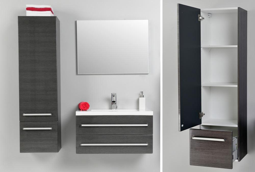 bathroom wall mounted cabinet graphite graphite wall hung bathroom