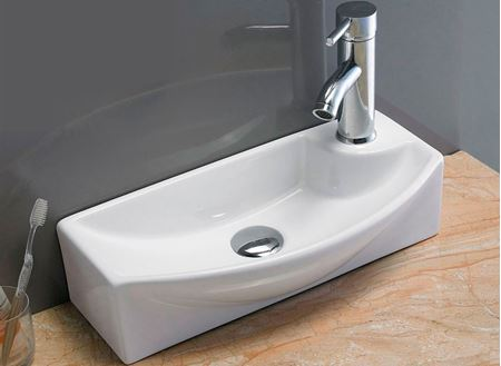 Picture for category Small Bathroom & Cloakroom Basins