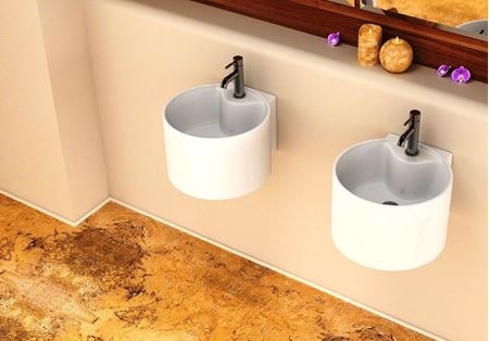 Picture for category Wall Mounted Basins