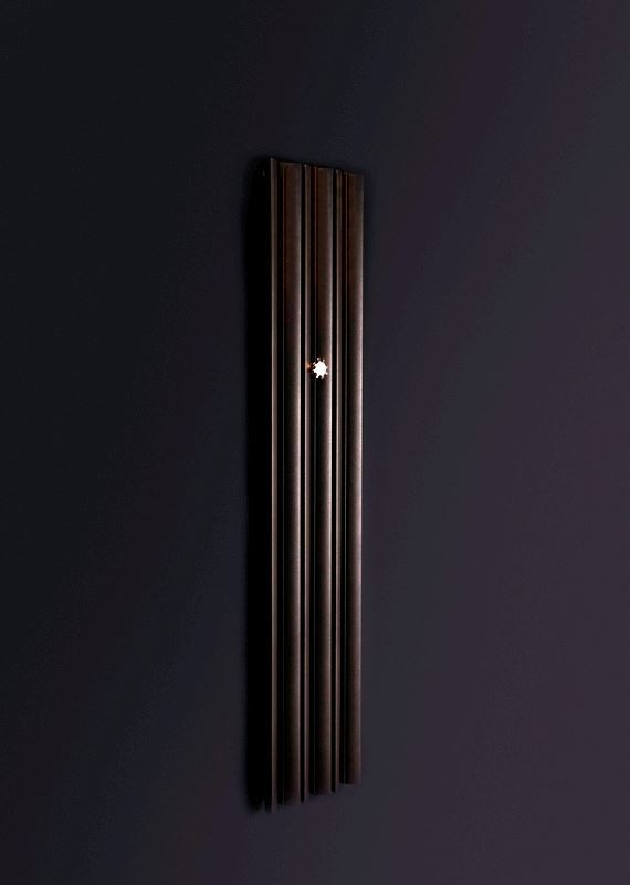 Bathroom Avenue Modern Vertical Bathroom Radiator
