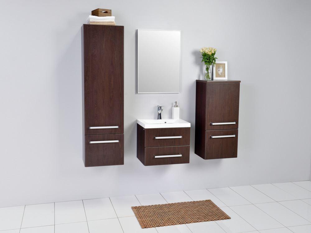 Bathroom Avenue Wenge Modern Bathroom Wall Cabinet Francesca Wenge Bathroom Storage Unit