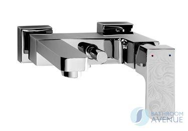 Contemporary Single Lever Bath Tap Mixer Azalea