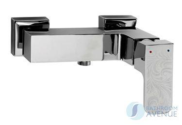 Contemporary Shower Mixer Azalea