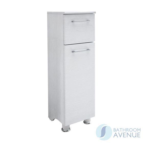 freestanding bathroom laundry cabinet storage unit tramonto bathroom