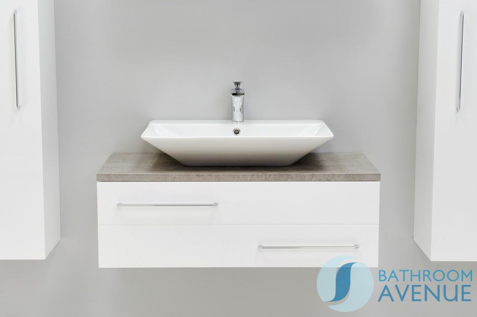 bathroom sink vanity units.  Sink Cabinet With Grey Worktop Libra Wash Basin Bathroom Store Basins Vanity Furniture Avenue