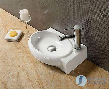 Compact Wash Basin Giosetta