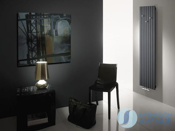 Vertical Designer Bathroom Radiator