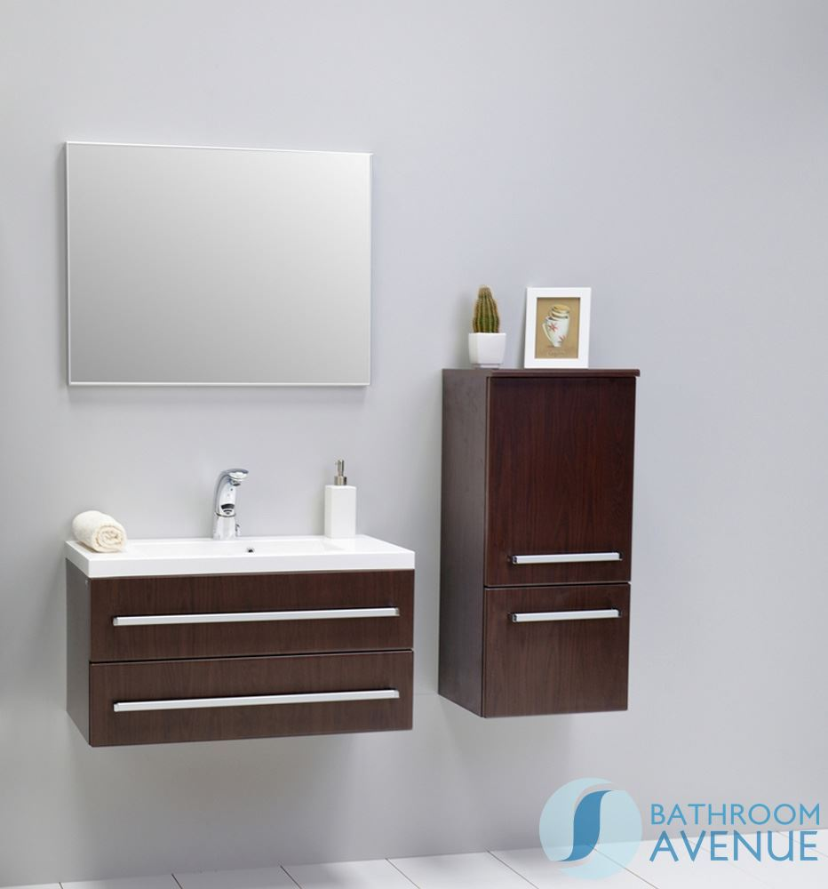 modern bathroom storage. Wenge Modern Bathroom Storage Unit Francesca