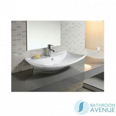 Designer Modern Wall Mounted Wash Basin Capri