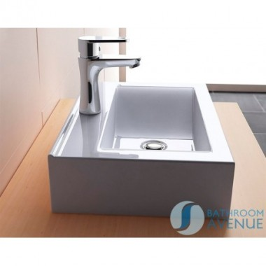 Counter Top Wash Basin Rectangular Aletta