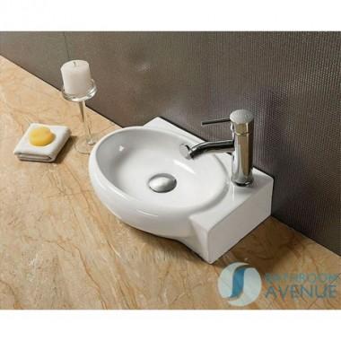 Cloakroom Modern Wash Basin Giosetta