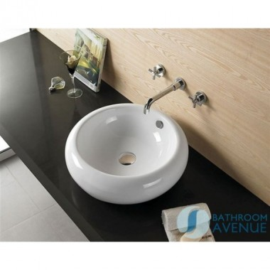 Counter Top Wash Basin Round Cristina