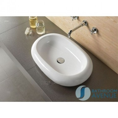 Counter Top Wash Basin Oval Paola
