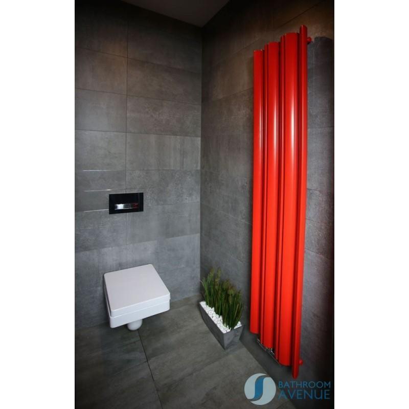 Modern Vertical Bathroom Radiator | Designer Bathroom Radiator