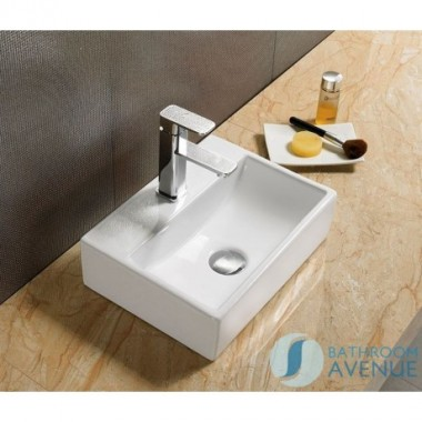 Ultra Small Cloakroom Wash Basin Giulia