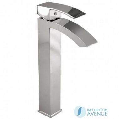 Counter top basin mixer tap tall Vigo