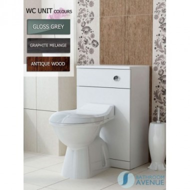 Back to wall toilet unit Giuseppine