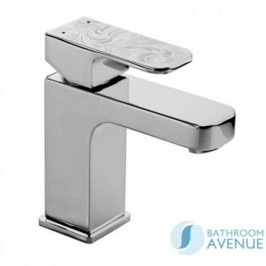 Contemporary basin mixer tap single lever Azalea
