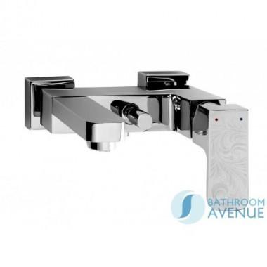 Contemporary Single lever bath mixer Azalea