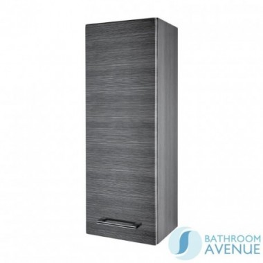Wall Hung Small Cabinet Graphite Melange Tramonto