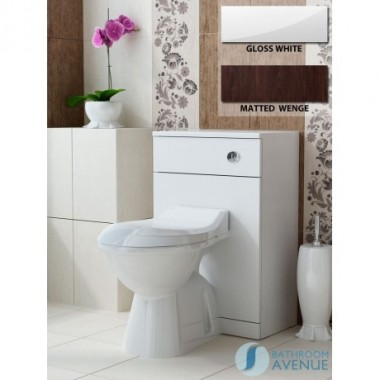 Back to wall toilet unit Marea