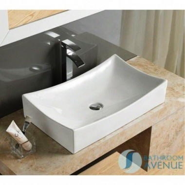 Modern Counter Top Basin Robertina 2