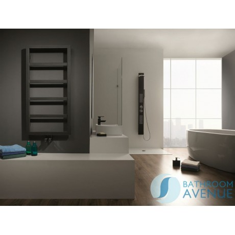 Designer Modern Vertical Bathroom Radiator