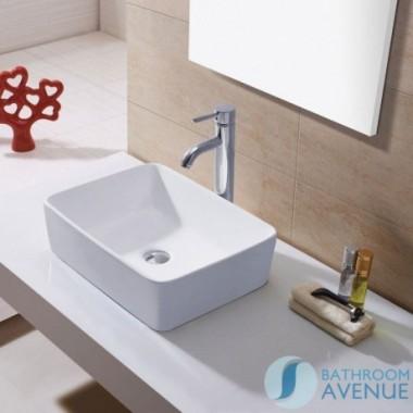 Rectangular Counter Top Wash Basin Lorenza