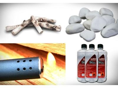 Biofireplace accessories