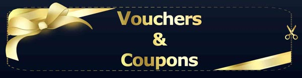 Vouchers & Coupons
