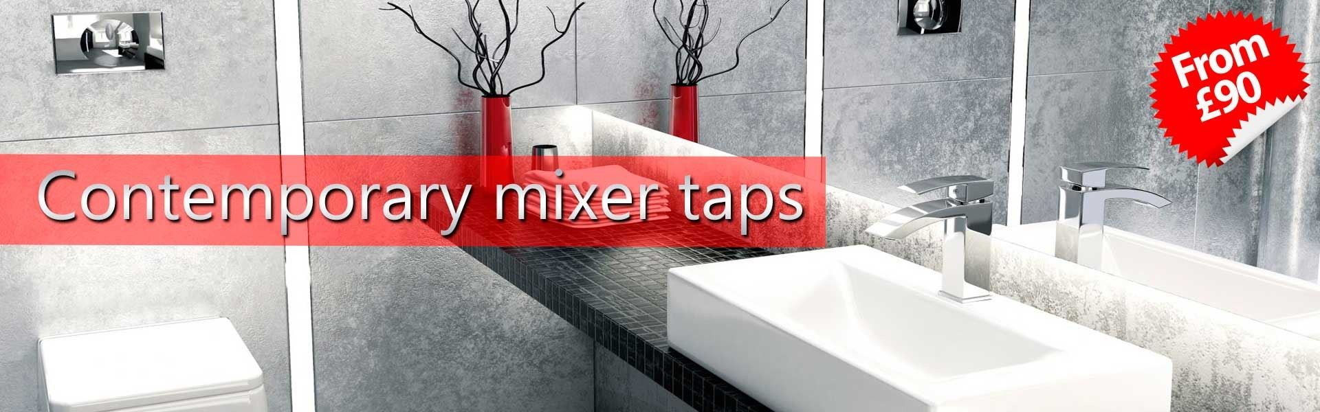 Bathroom Taps Mixers